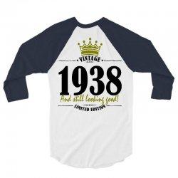 vintage 1938 and still looking good 3/4 Sleeve Shirt | Artistshot