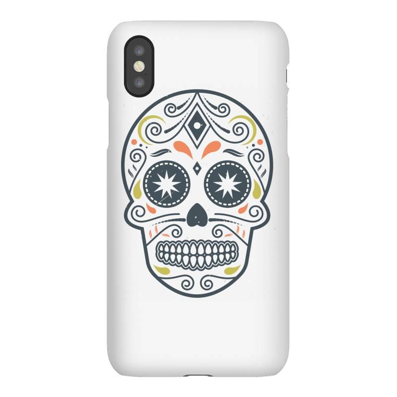 Skull Iphonex Case | Artistshot