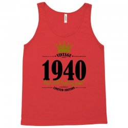 vintage 1940 and still looking good Tank Top | Artistshot