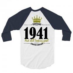 vintage 1941 and still looking good 3/4 Sleeve Shirt | Artistshot