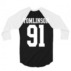 TOMLINSON '91 3/4 Sleeve Shirt | Artistshot