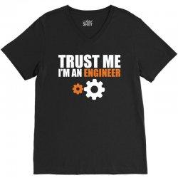 Trust me I am an Engineer V-Neck Tee | Artistshot