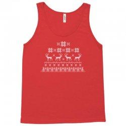 Ugly Sweater Christmas T Shirt Tank Top   Artistshot