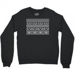 Ugly X mas Design Crewneck Sweatshirt   Artistshot