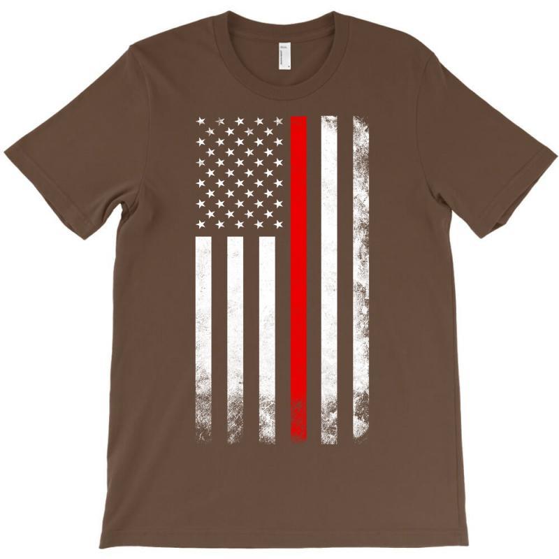 Vintage American Flag T-shirt   Artistshot