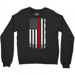 Vintage American Flag Crewneck Sweatshirt   Artistshot