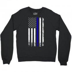 Vintage American Flag Crewneck Sweatshirt | Artistshot