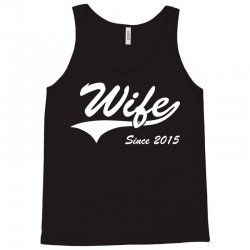 Wife Since 2015 Tank Top | Artistshot