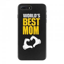 Worlds Best Mom iPhone 7 Plus Case   Artistshot