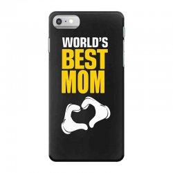 Worlds Best Mom iPhone 7 Case   Artistshot