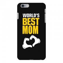 Worlds Best Mom iPhone 6 Plus/6s Plus Case   Artistshot