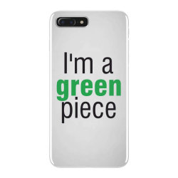 I'm a green piece iPhone 7 Plus Case | Artistshot