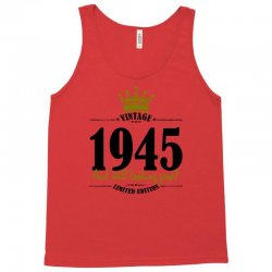vintage 1945 and still looking good Tank Top | Artistshot