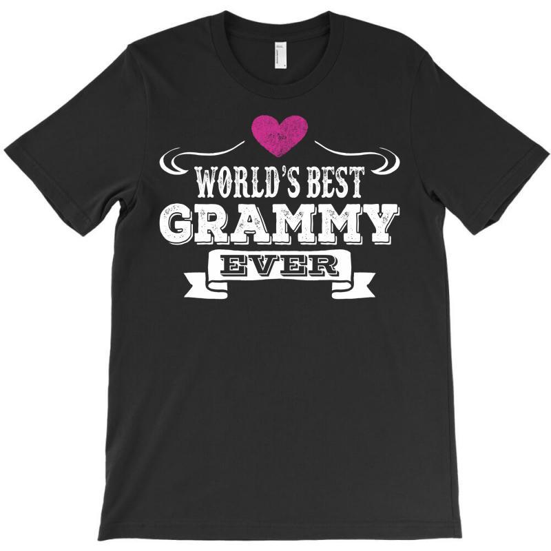 World's Best Grammy Ever T-shirt | Artistshot
