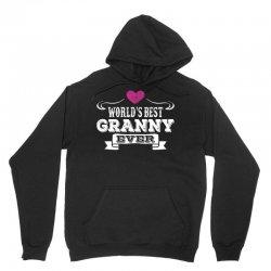 World's Best Granny Ever Unisex Hoodie | Artistshot