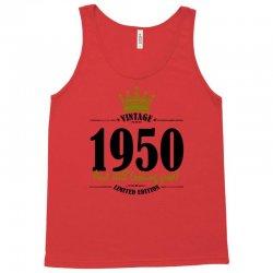 vintage 1950 and still looking good Tank Top | Artistshot