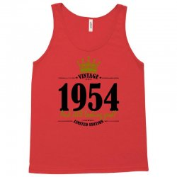 vintage 1954 and still looking good Tank Top | Artistshot