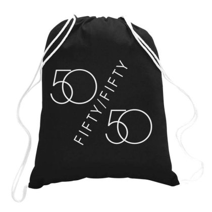 Fifty Fifty Drawstring Bags Designed By Estore