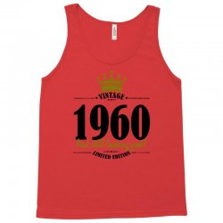 vintage 1960 and still looking good Tank Top | Artistshot