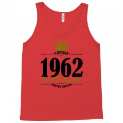 vintage 1962 and still looking good Tank Top | Artistshot