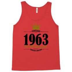 vintage 1963 and still looking good Tank Top | Artistshot
