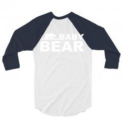 baby bear newe 1 1 3/4 Sleeve Shirt | Artistshot