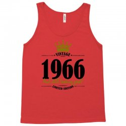 vintage 1966 and still looking good Tank Top | Artistshot