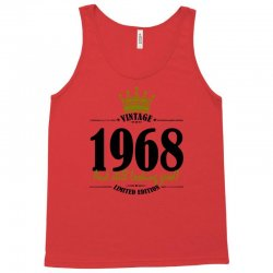 vintage 1968 and still looking good Tank Top | Artistshot