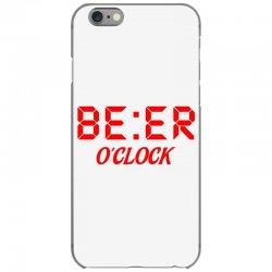 Beer O'clock iPhone 6/6s Case | Artistshot