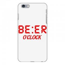 Beer O'clock iPhone 6 Plus/6s Plus Case | Artistshot