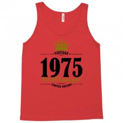 vintage 1975 and still looking good Tank Top | Artistshot