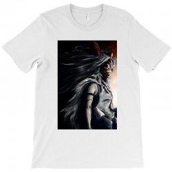 wolf anime T-Shirt   Artistshot