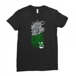 modern techno Ladies Fitted T-Shirt | Artistshot