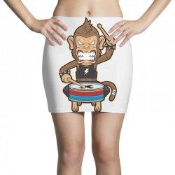 monkey metal crash drummer Mini Skirts | Artistshot