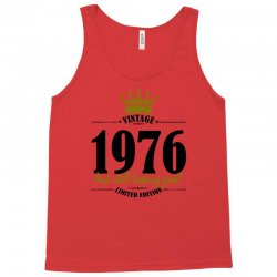 vintage 1976 and still looking good Tank Top | Artistshot