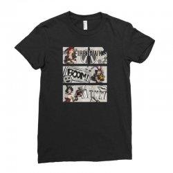 women Ladies Fitted T-Shirt   Artistshot
