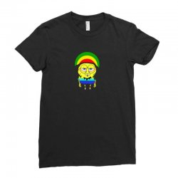 sponge Ladies Fitted T-Shirt | Artistshot