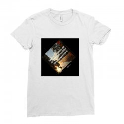 Life with nature Ladies Fitted T-Shirt | Artistshot