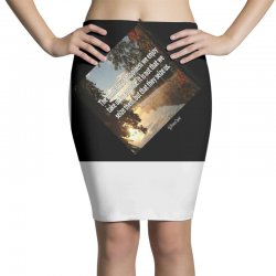 Life with nature Pencil Skirts | Artistshot