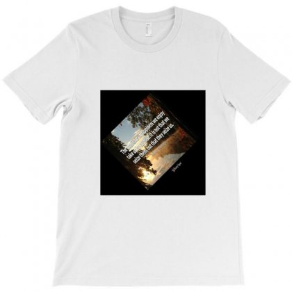 Life With Nature T-shirt Designed By Msk489139@gmail.com