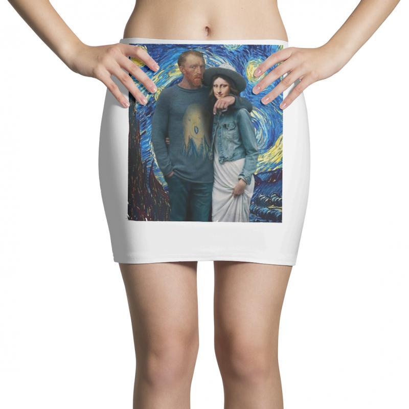Mona Love Mini Skirts | Artistshot