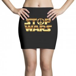 Stop war Mini Skirts   Artistshot