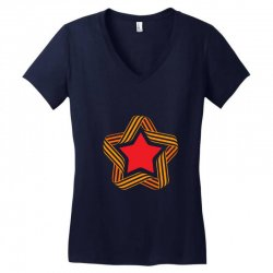 Star fame Women's V-Neck T-Shirt | Artistshot