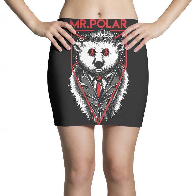 Mr Polar Mini Skirts | Artistshot