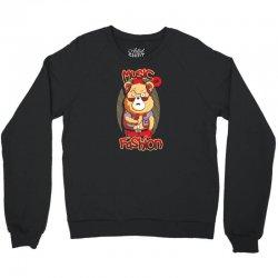 music or fashion Crewneck Sweatshirt | Artistshot