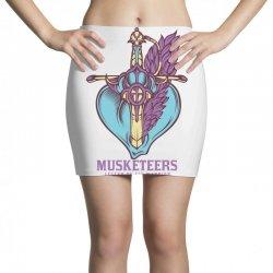 musketeers Mini Skirts | Artistshot