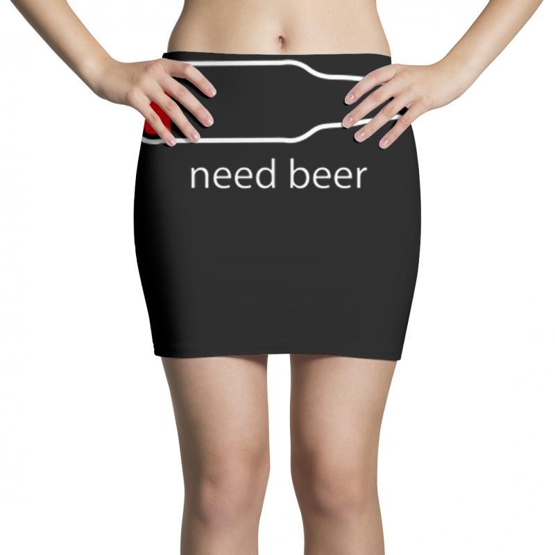Need Beer Mini Skirts | Artistshot