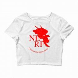 nerf this! Crop Top | Artistshot