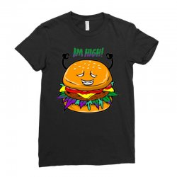 new receipt Ladies Fitted T-Shirt | Artistshot