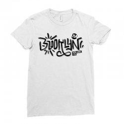 new york city usa (2) Ladies Fitted T-Shirt | Artistshot